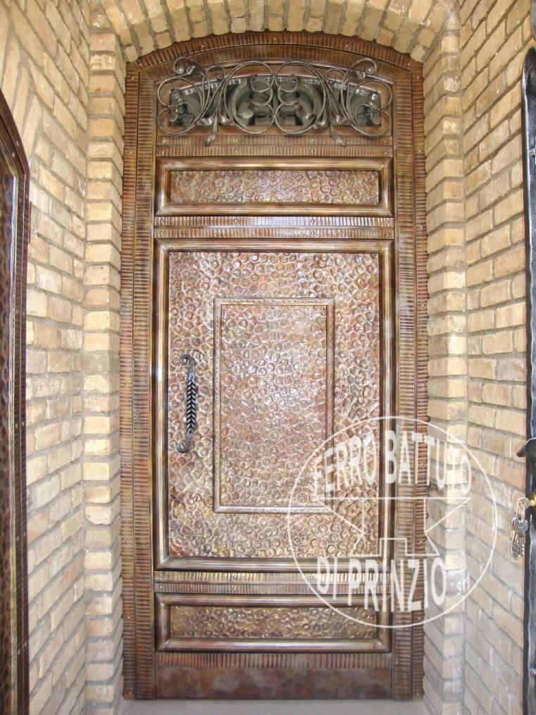 Porte: in ferro battuto - cancelli in ferro battuto, letti in ferro ...