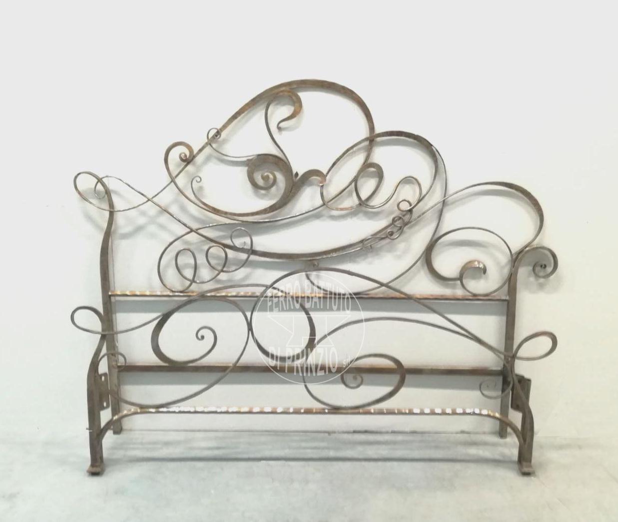 Letti in ferro battuto: letto matrimoniale in ferro battuto ...