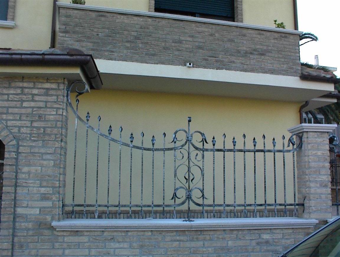 recinzioni in ferro battuto recinti lavorati in ferro