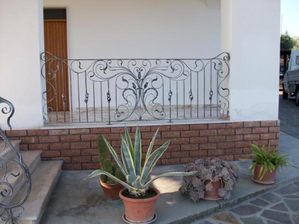 Casa immobiliare accessori ringhiere in ferro per esterno - Ringhiera scala esterna ...