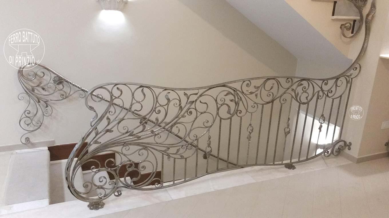 Preferenza Balaustre interne: in ferro - scale in ferro battuto, ringhiera  UP56